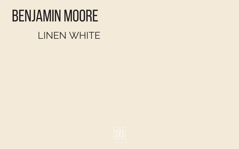 benjamin moore linen white