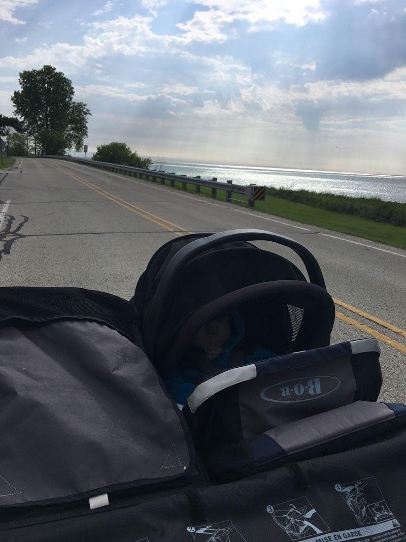 best jogging stroller for infant car seat