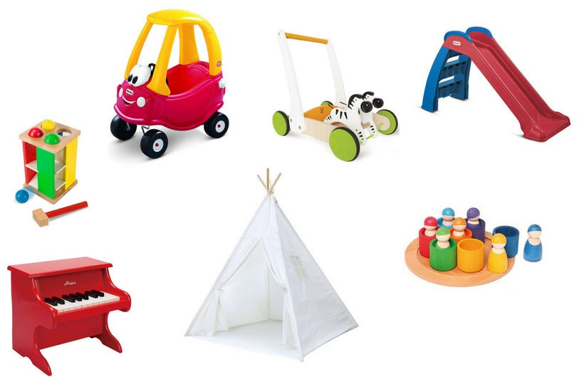 Best Toys for 1 Year Old: Foolproof First Birthday Present Ideas