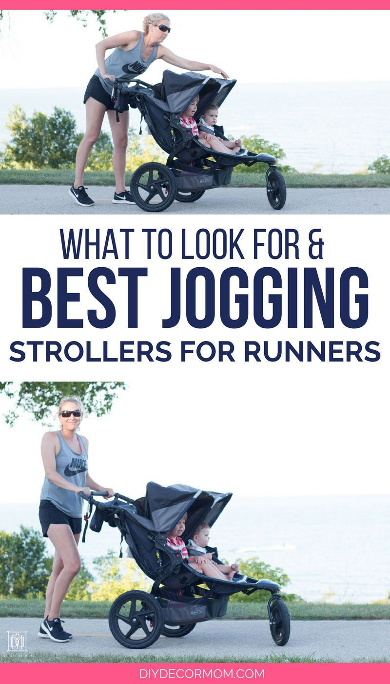 Best Double Jogging Stroller 4 Best Models For Your Family