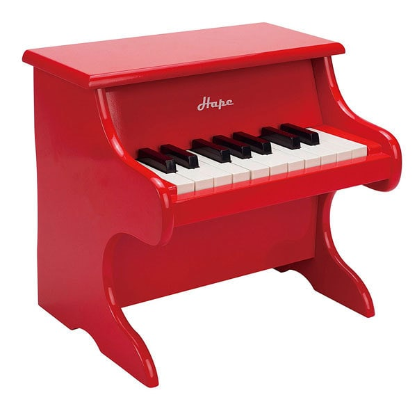 Unique Birthday Gift Ideas For 1 Year Old Including This Hape Toy Piano