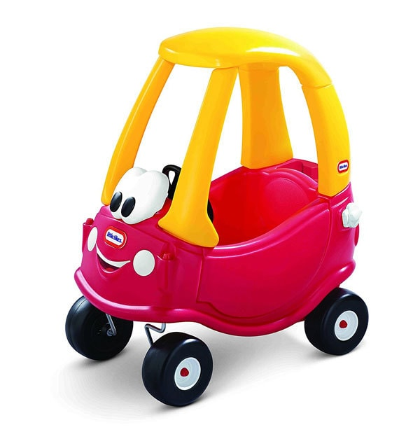 cozy coupe best toys for one year old