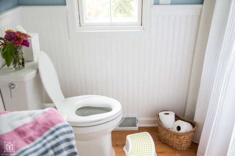 toilet paper and other household items to stockpile before you have a baby