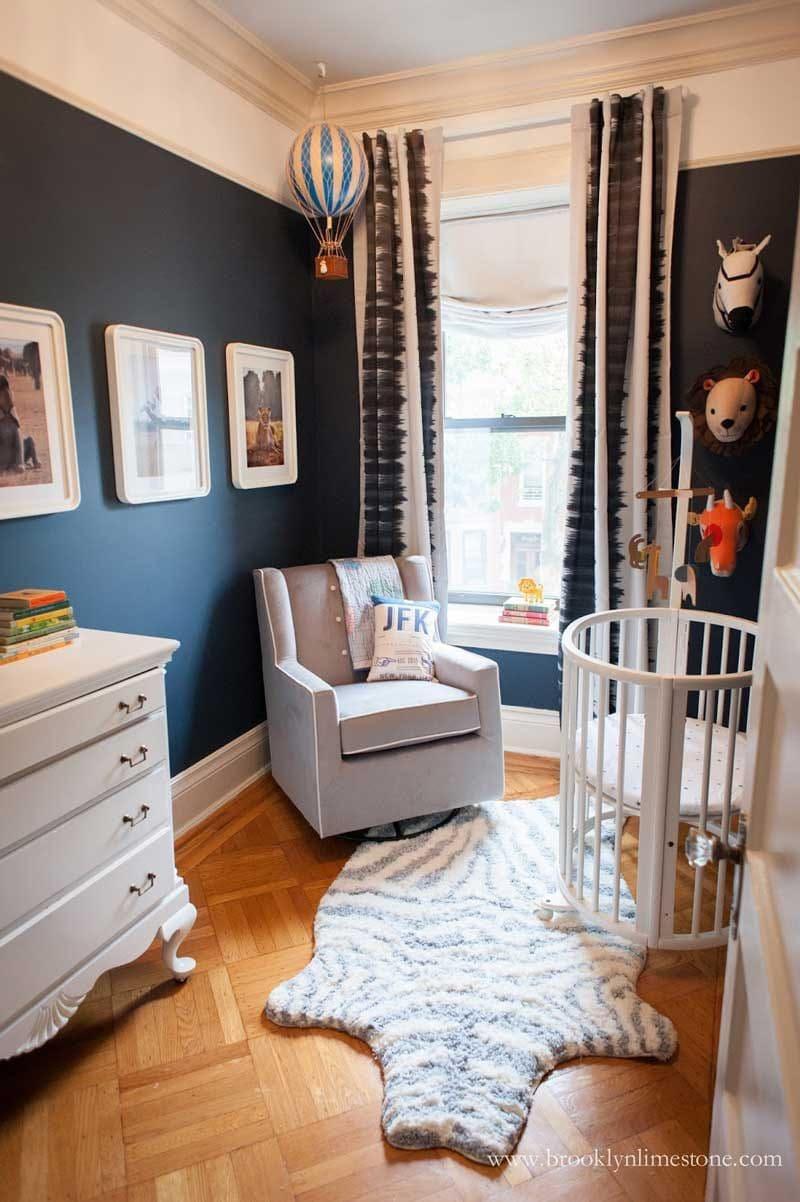 safari themed nursery- great boy nursery ideas from brooklyn limestone
