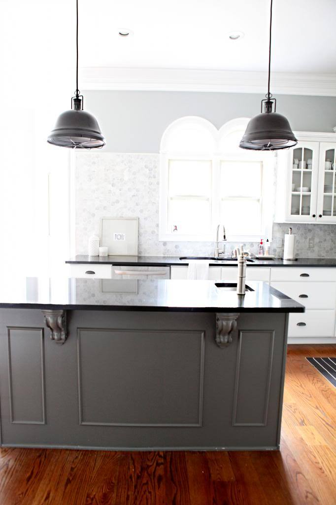 bm advance cabinet painted cabinets and island by bower power