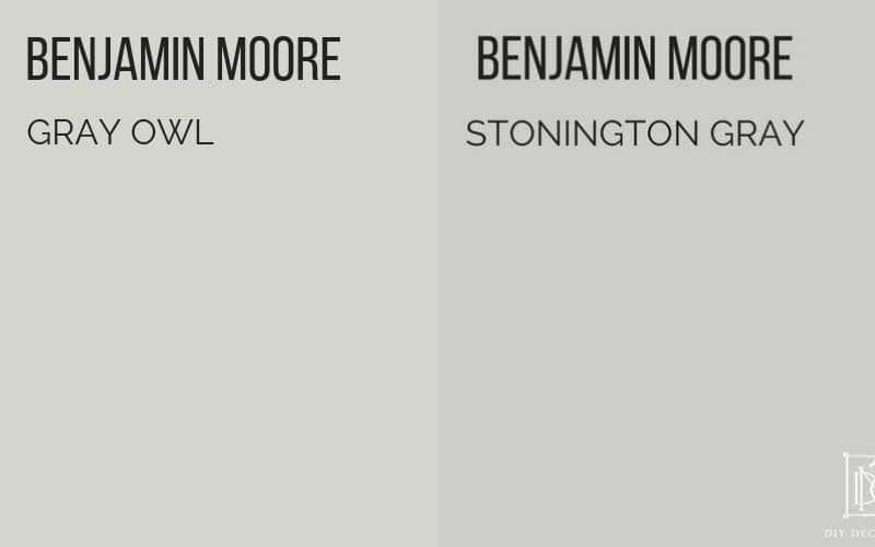 Gray Owl vs Stonington Gray