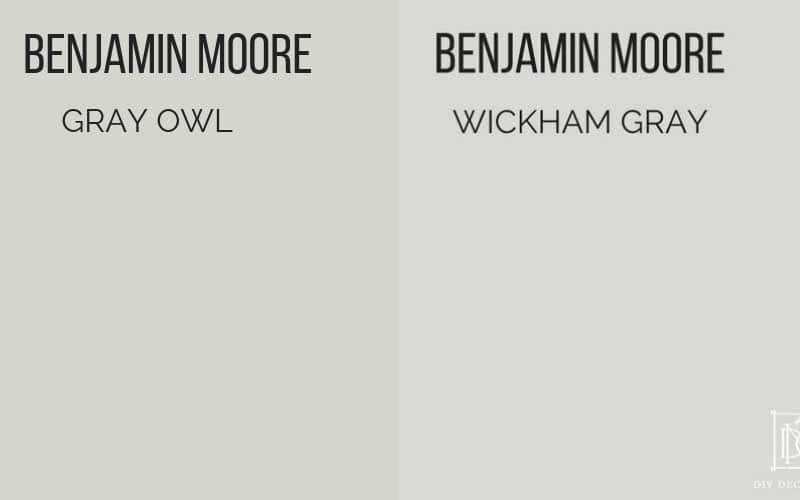 BM Gray Owl vs Wickham Gray