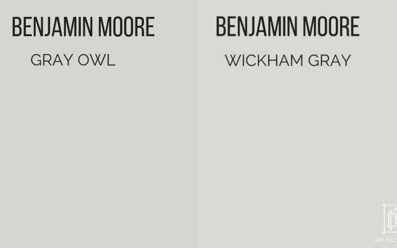 BM Gray Owl vs Wickham Gray