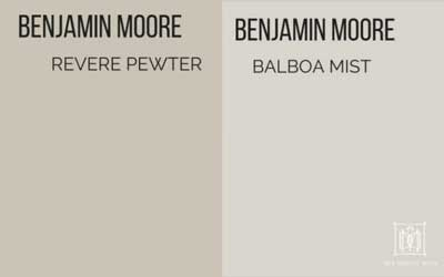 Benjamin Moore Revere Pewter Is It The Right Paint Color