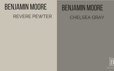 revere pewter vs chelsea gray