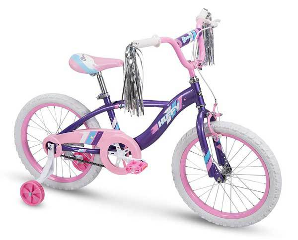 bike- one of the best presents to get 4 year old girls