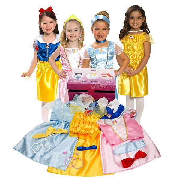 dress up costumes are one of the best toys for 3 year old girls