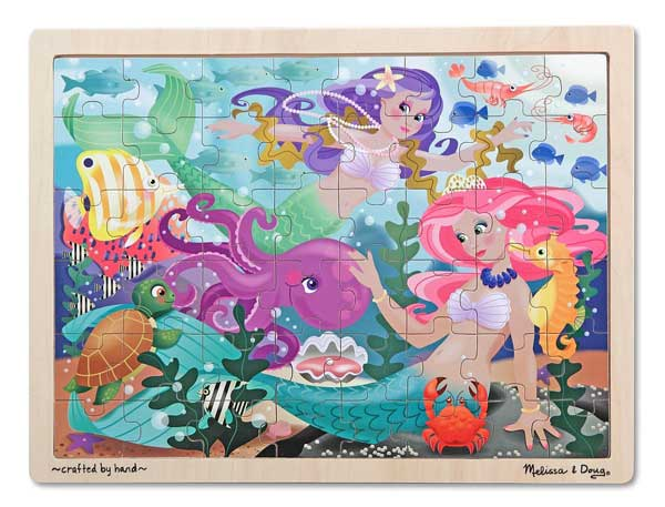 puzzle for 3 year old girls- best toys for 3 year old girls