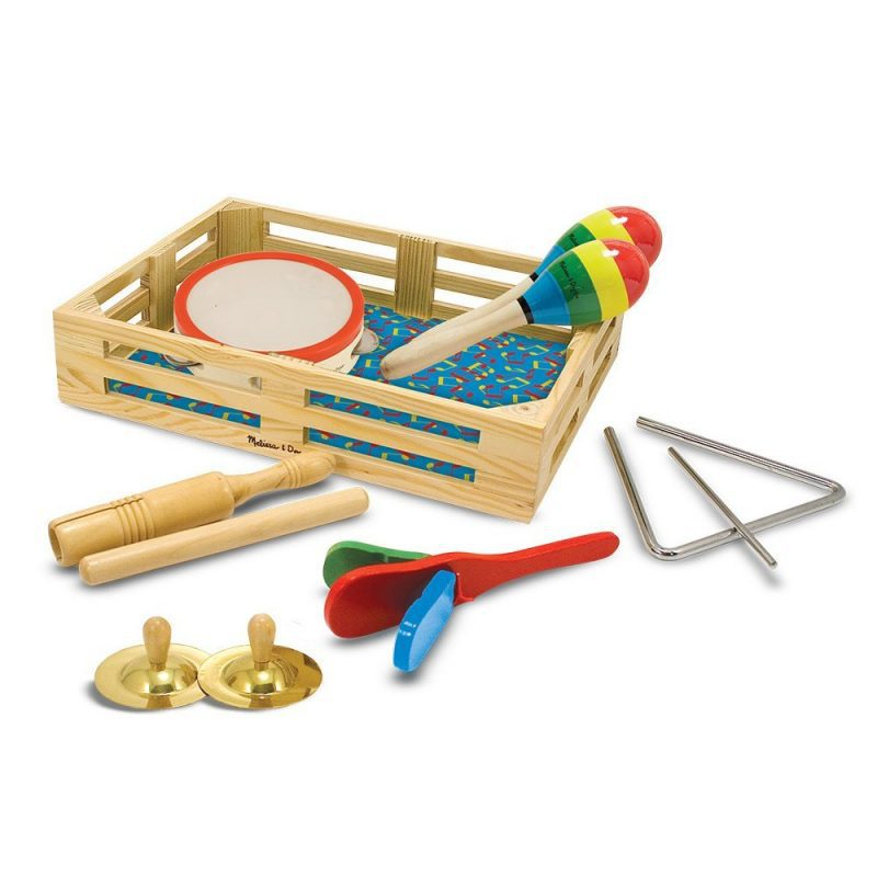 best toys for 2 yr old girls are musical instruments