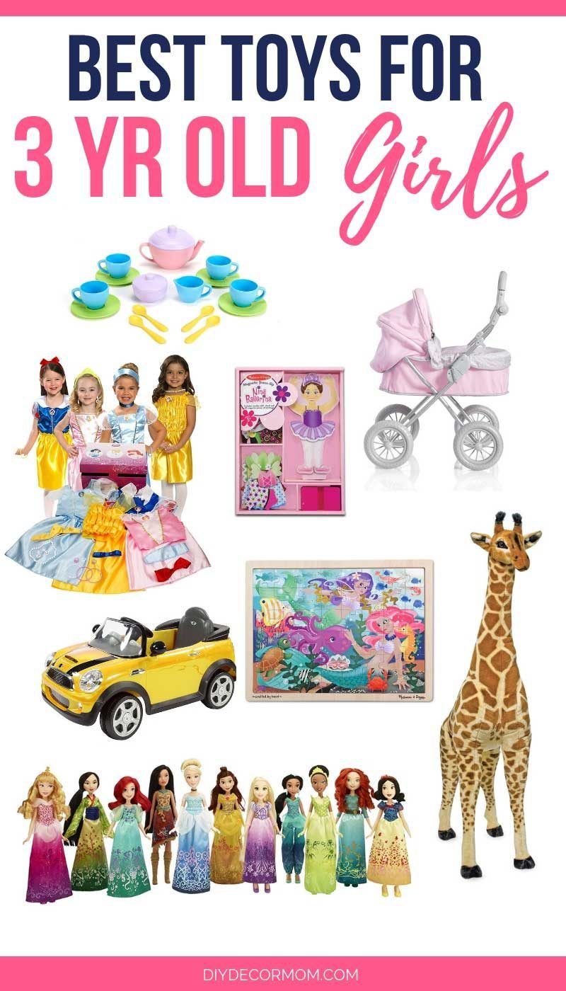 best toys for 3 year old girls gift guide