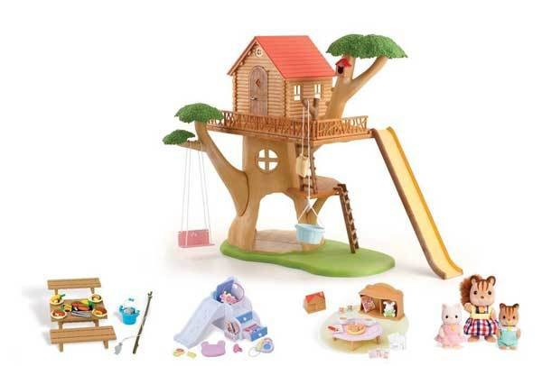 calico critters best toys four year old girls