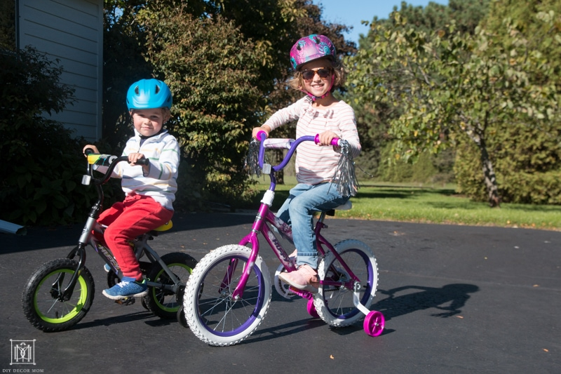 how to choose a bike for your kids