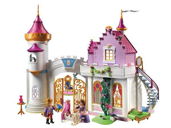 playmobil royal doll house perfect gift idea for four year old girl