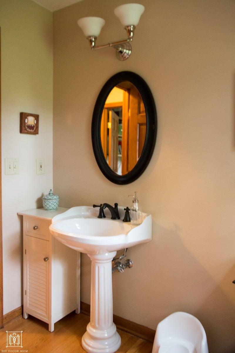 Small Bathroom Look Ger