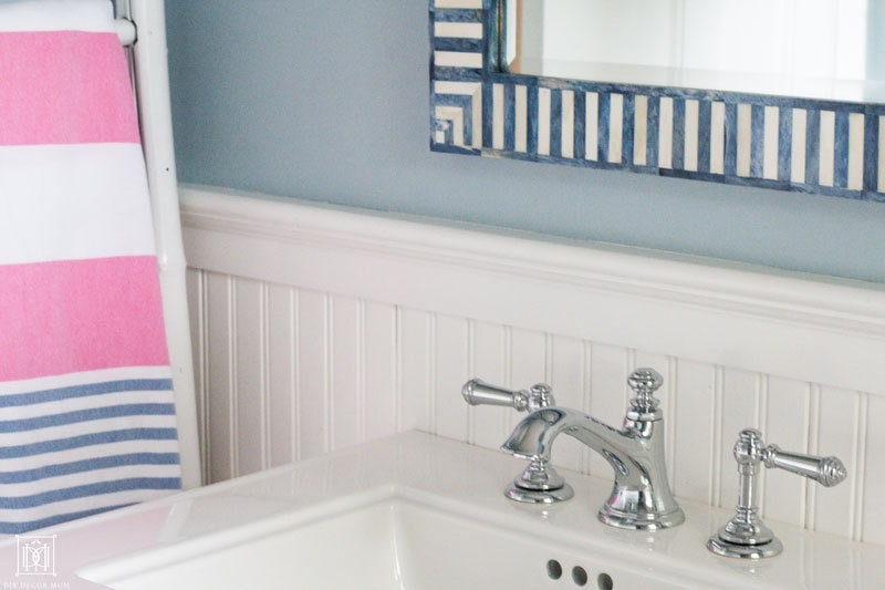 Beadboard Bathroom How To Diy Beadboard That Looks