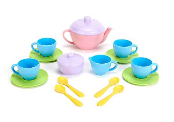 tea set is one of the best top rated toys for 3 yr old girls