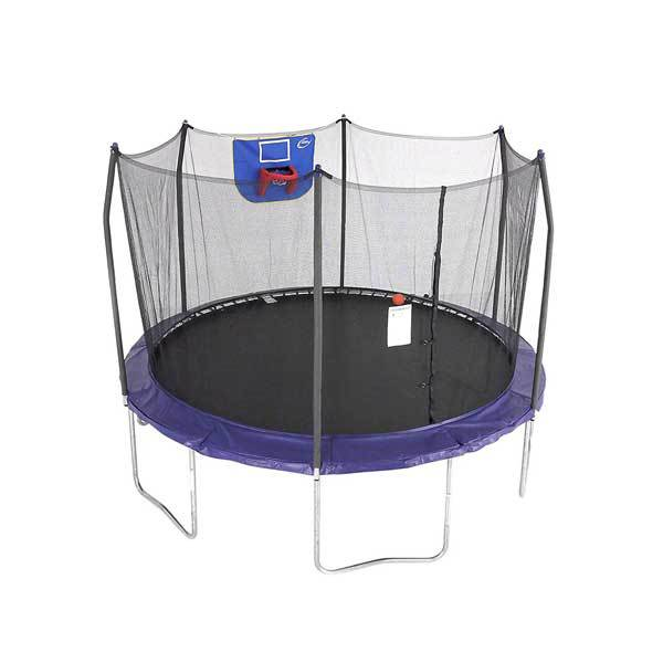 trampoline- what to get the four year old girl who has everything