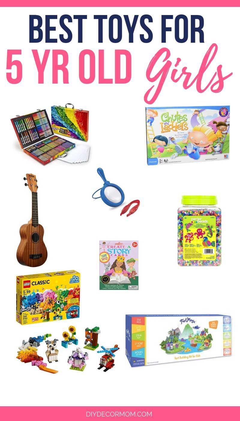 best toys for 5 yr old girls gift ideas for kids and presents