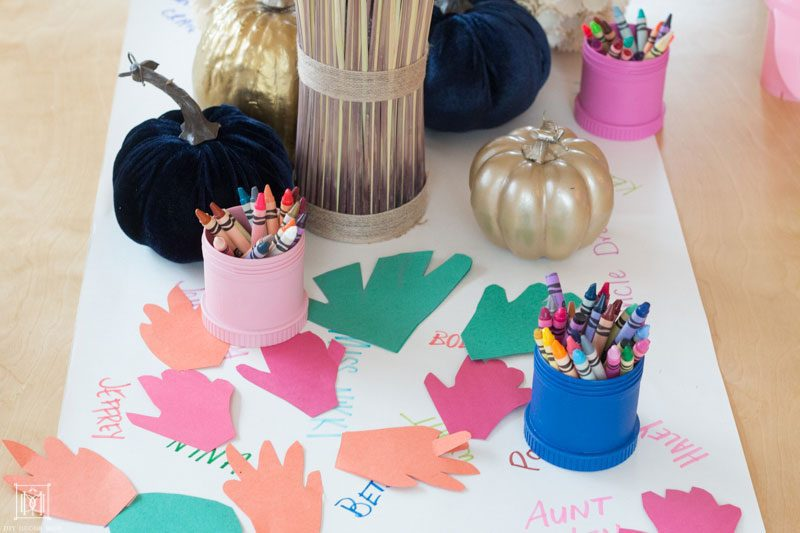 practice gratitude with kids- thanksgiving gratitude tree