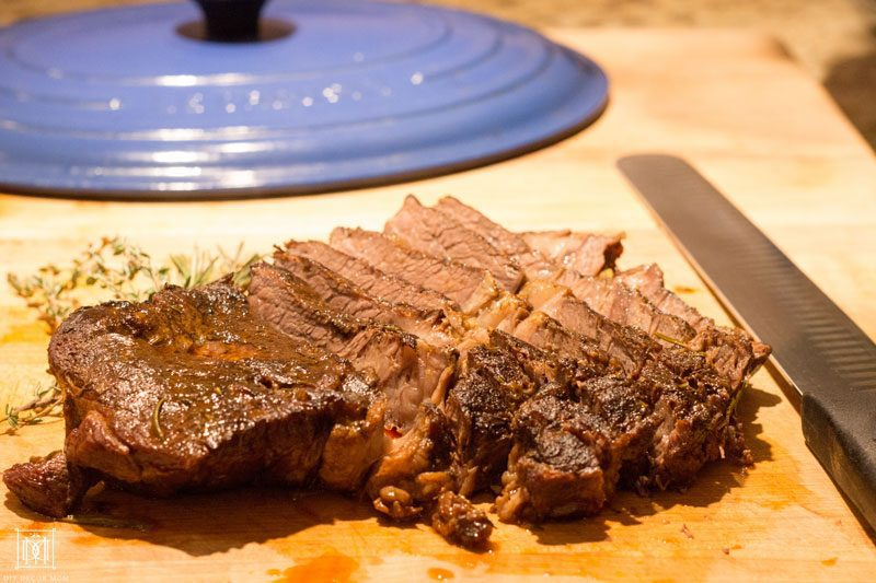 holiday pot roast that is easy to make