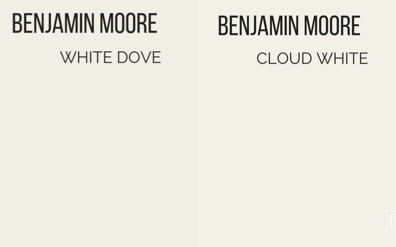 Benjamin Moore White Dove: The Perfect Soft White - DIY
