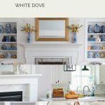 white dove benjamin moore wall colors