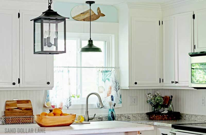 white dove cabinets by sand dollar lane