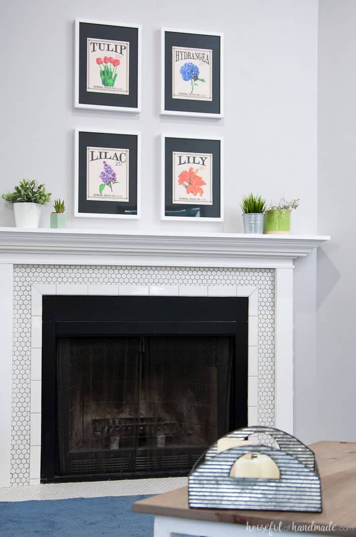 agreeable gray by sherwin williams living room by houseful of handmade
