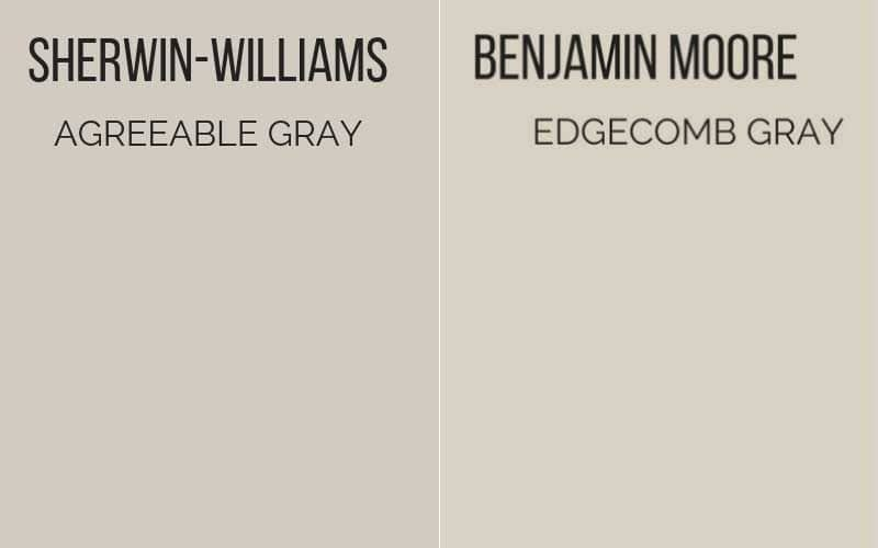 agreeable gray vs edgecomb gray