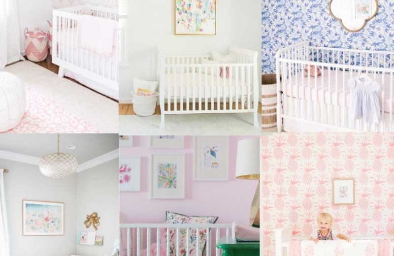 92dbcb90d Girl Nursery Ideas: 25 Must See Ideas for Girl Nursery Inspiration ...
