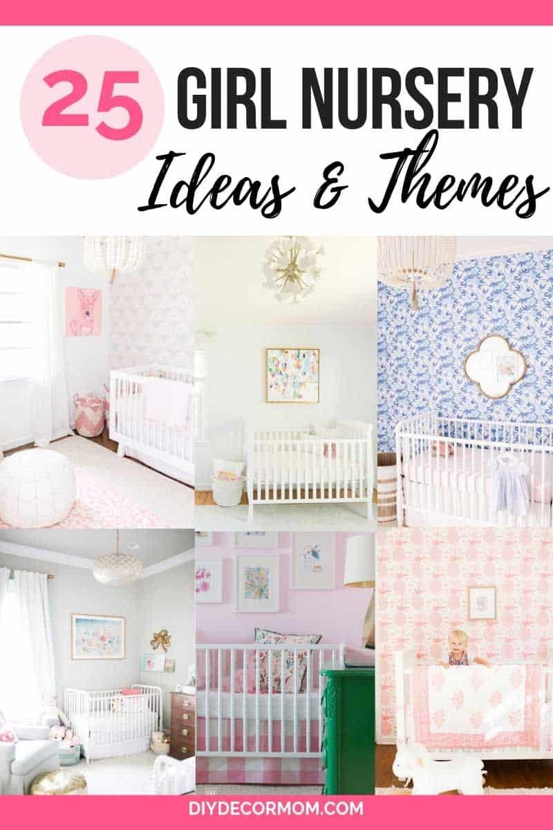 Baby Girl Nursery Themes girl nursery ideas and themes for your baby girl nursery