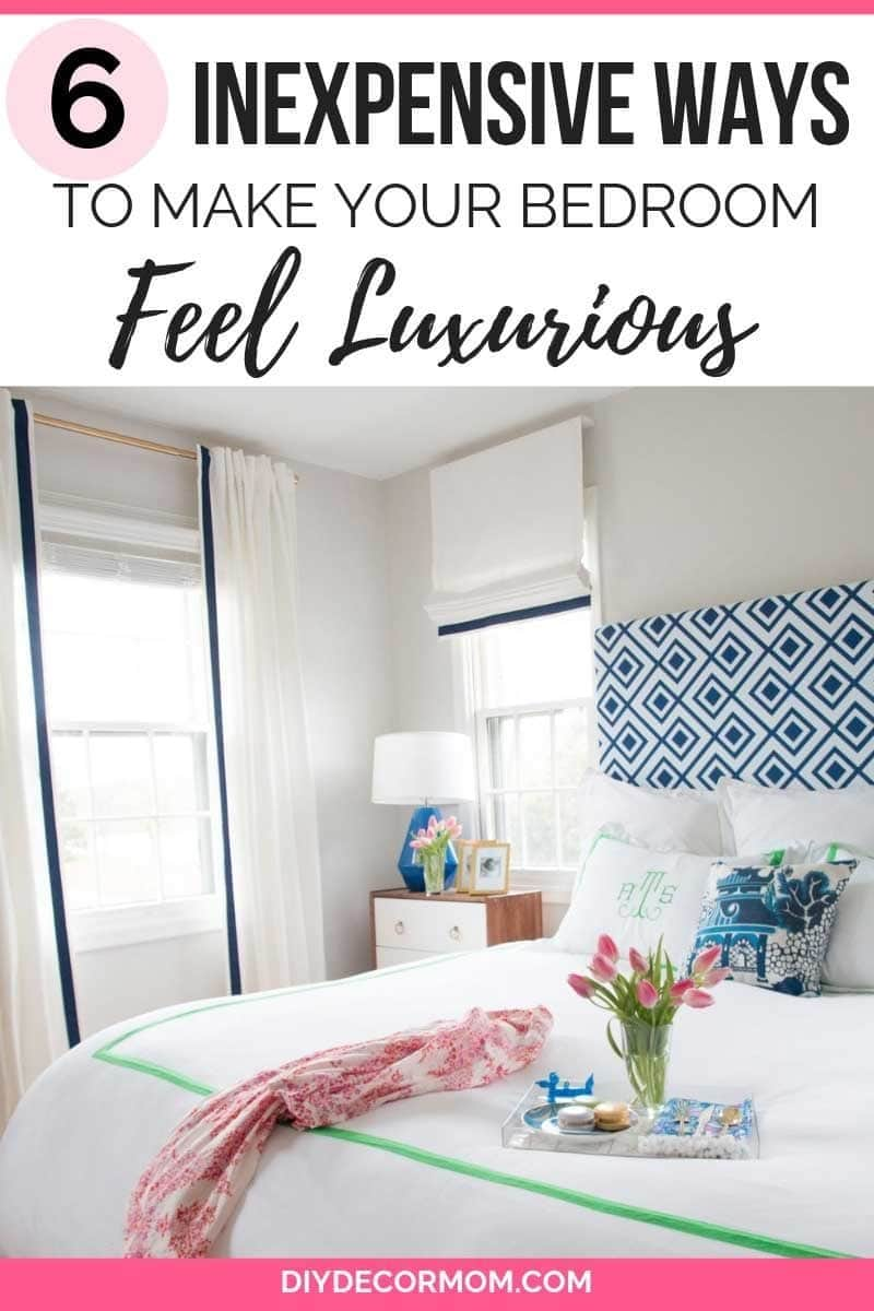tips on how to make your master bedroom look nice