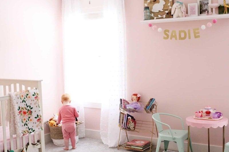 Girl Nursery Ideas: 25 Must See Ideas for Girl Nursery ...