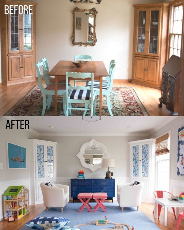 before and after waincoting