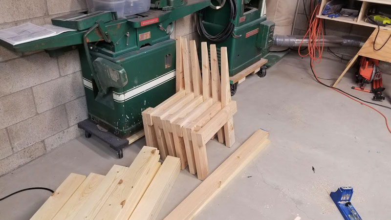 chair bases for building your own diy fire pit bench