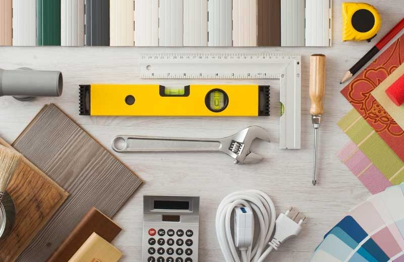 diy home improvement ideas- diy tools you need for your home projects