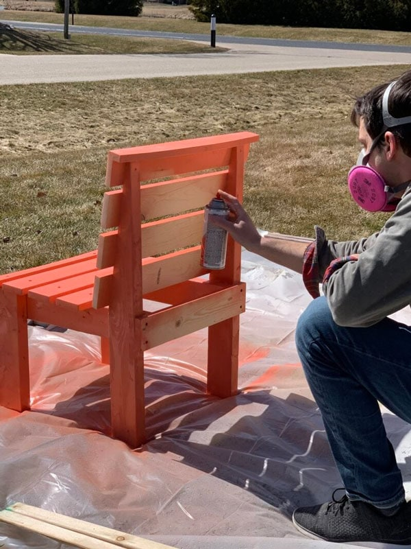 Diy Fire Pit Bench How To Build A Curved Fire Pit Bench For Under 100 Diy Decor Mom