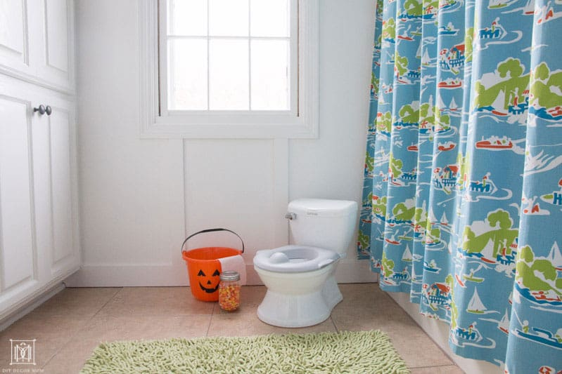 potty training a stubborn child tips