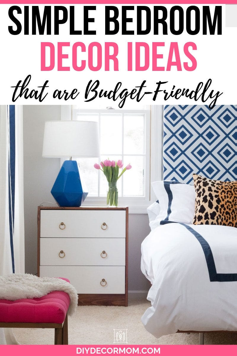 easy and simple bedroom decor ideas you need to see