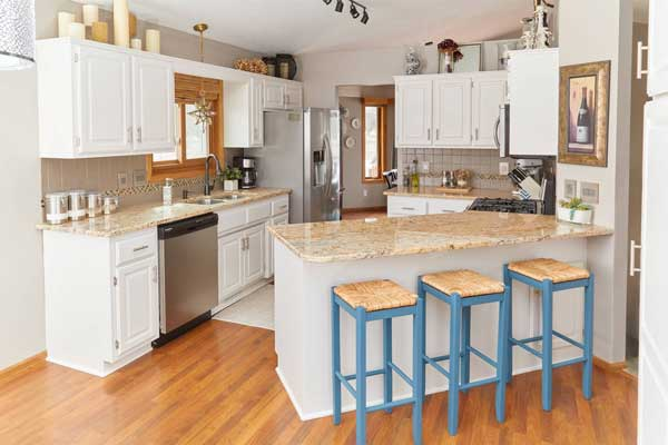 The Best Way to Paint Your Kitchen Cabinets
