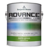 ADVANCE Waterborne Interior Alkyd Paint - Semi-Gloss Finish(793)