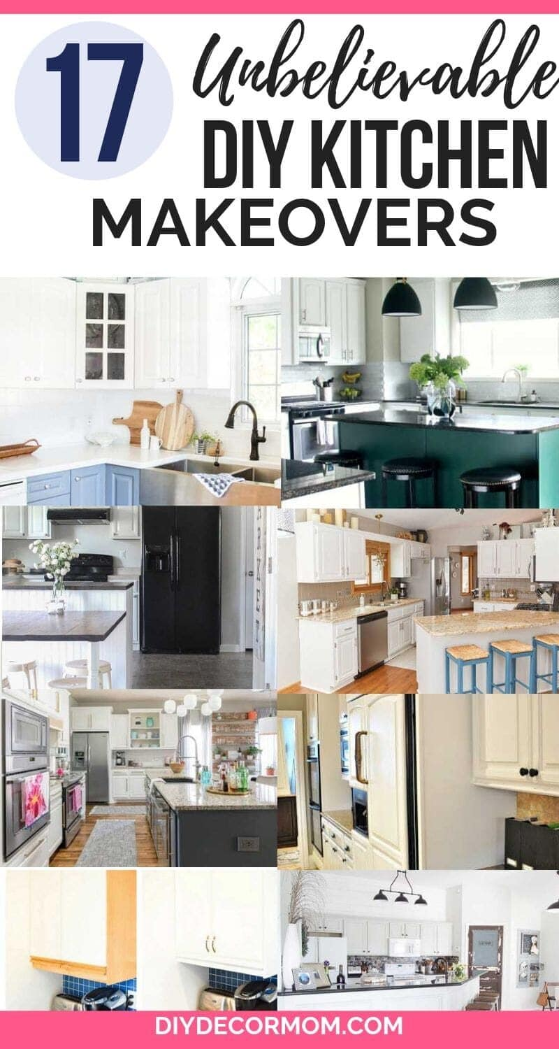 17 of the best painted kitchen cabinet makeovers