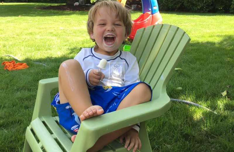 summer routines for young kids