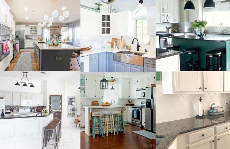 Best Paint For Kitchen Cabinets: 17 Unbelievable DIYs