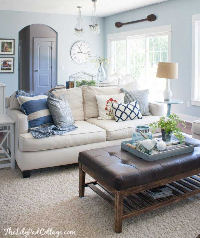 Blue Gray Paint: 25+ Best Colors from Sherwin-Williams and ...